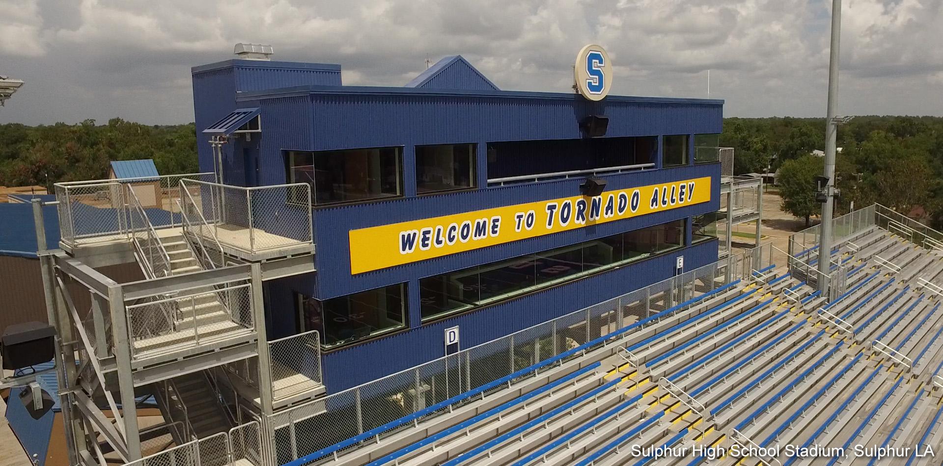 Sulphur Stadium